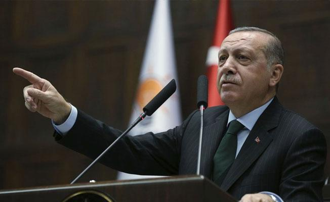 Erdoğan: Afrin operasyonu önümüzdeki günlerde başlayacak