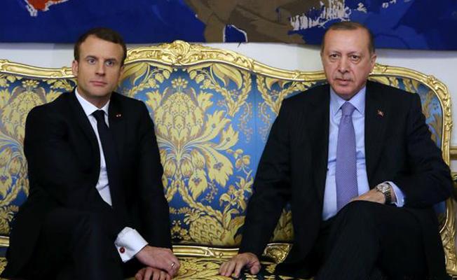 Fransa basını: 'Macron AB kapısını kapattı'