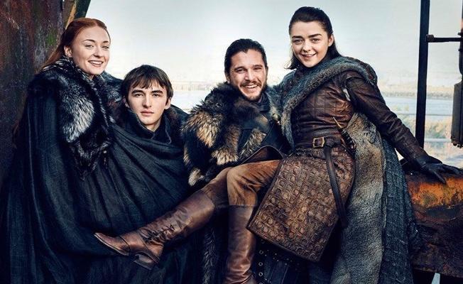 Game of Thrones 8. sezon tarihi belli oldu