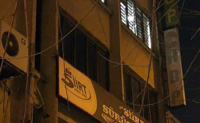 HDP il binasına polis baskını