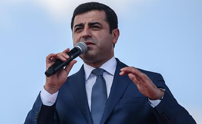 HDP kongre süreci: Demirtaş'ın yerine üç aday