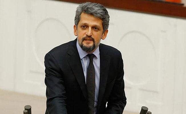 HDP'li Paylan, suikast iddiası için ifade verdi