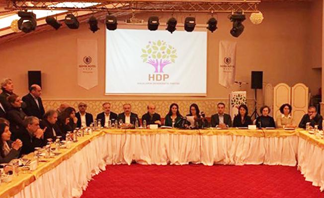 HDP'den 11 Şubat çağrısı