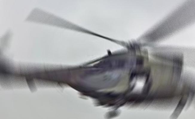 Isparta'da eğitim uçağı düştü