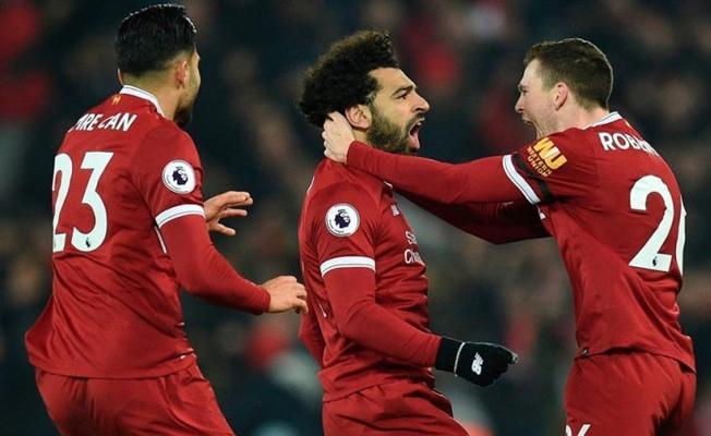 Manchester City, Premier Lig'de bu sezonki ilk yenilgisini Liverpool'dan aldı