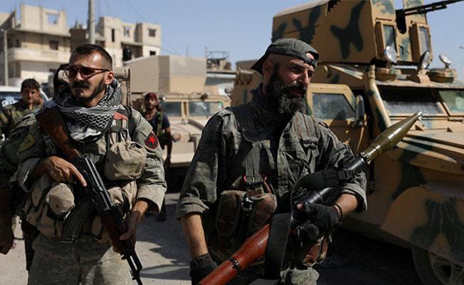 Pentagon'dan 'YPG ordusu' açıklaması