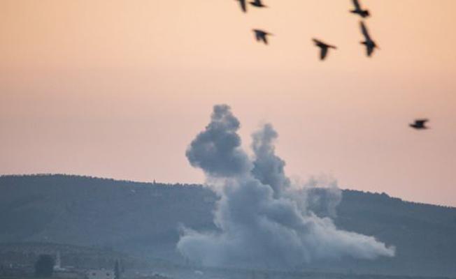 YPG: TSK bombardımanında 7 sivil yaralandı, can kaybı yok