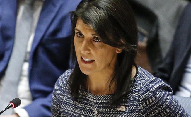 ABD'nin BM temsilcisi: Suriye'de askeri çözüm ihtimal dışı tutulmuyor