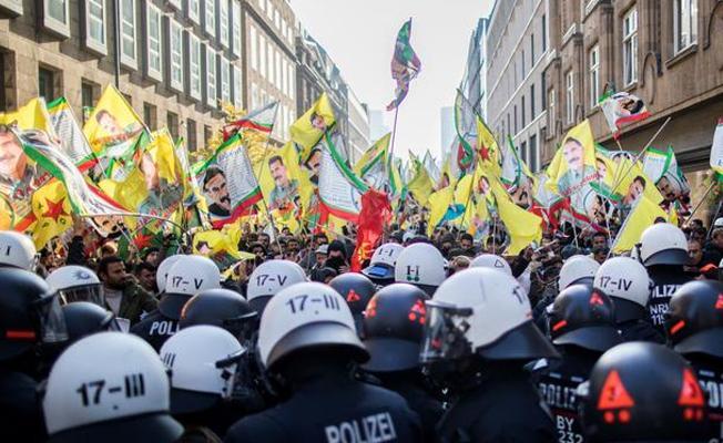 Almanya polisinden NAV-DEM'e gösteri yasağı