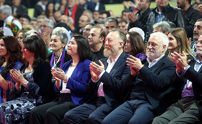 HDP'nin yeni Parti Meclisi belirlendi