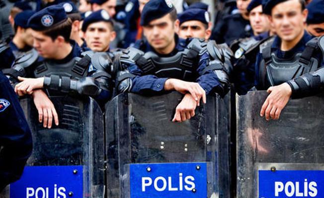 Polislerin çalışma saatleri değiştirildi
