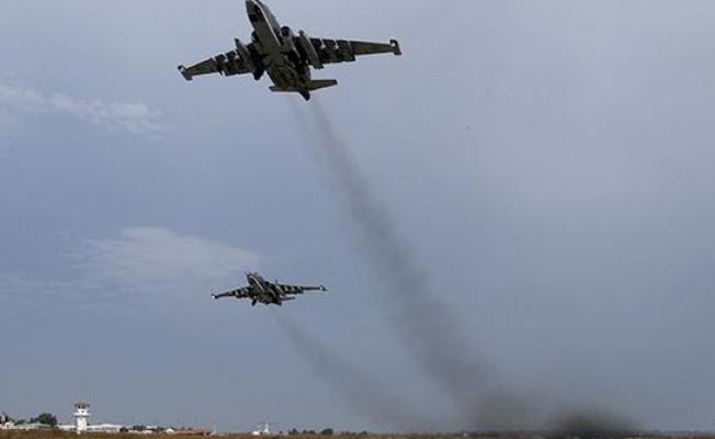 'Rusya, Afrin hava sahasını Türkiye'ye kapattı' iddiası