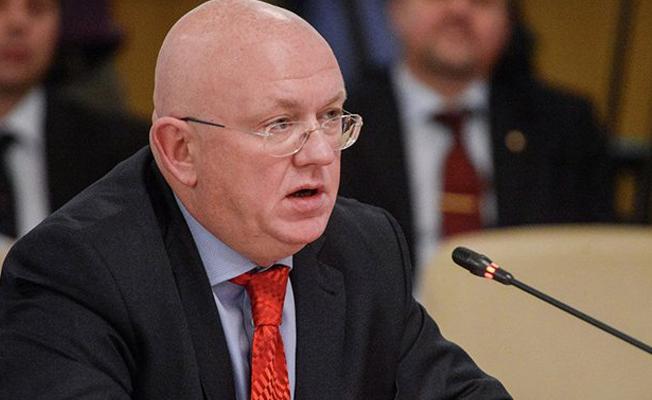 Rusya BM Daimi Temsilcisi: Ateşkes kararı Afrin'i de kapsıyor