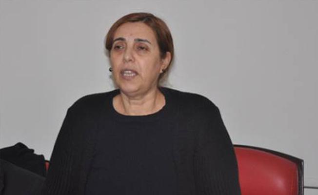 'Savaşa hayır' eylemine katılan HDP Mersin İl Eşbaşkanı tutuklandı