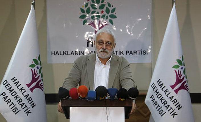 HDP Sözcüsü: Eşbaşkanlarımıza, vekillerimize dönük herhangi bir olumsuzluğun sorumlusu Soylu'dur