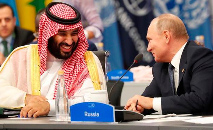 Suudi Veliaht'a G20'de sıcak karşılama