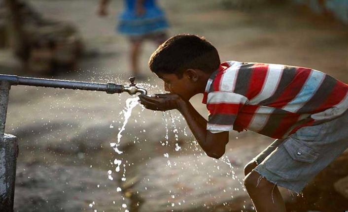 """""""Su kıtlığının yaşanmaması için çözüm aramalıyız"""""""