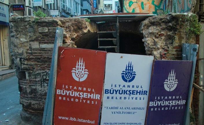 Mimar Sinan'ın 451 yıllık eserine restorasyon yıkımı