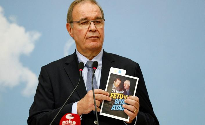CHP'nin '21 soruda FETÖ'nün siyasi ayağı' kitapçığına toplatma kararı