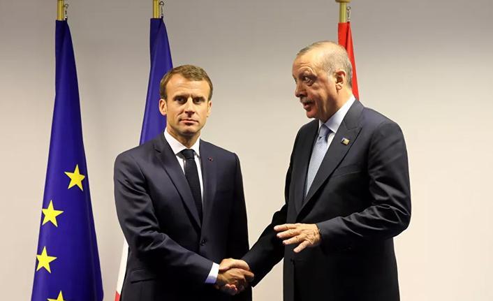 Fransa, Erdoğan'ın Macron hakkındaki yorumlarının ardından Ankara Büyükelçisi'ni geri çağırdı