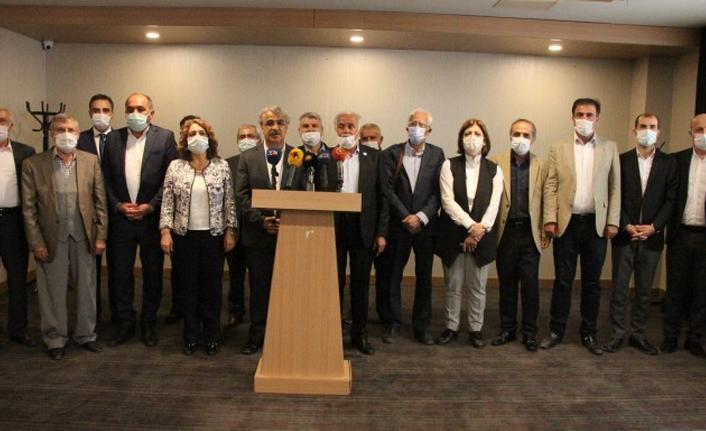 Mithat Sancar: Kürdistani Seçim İttifakı'nı kalıcı hale getirme kararı aldık
