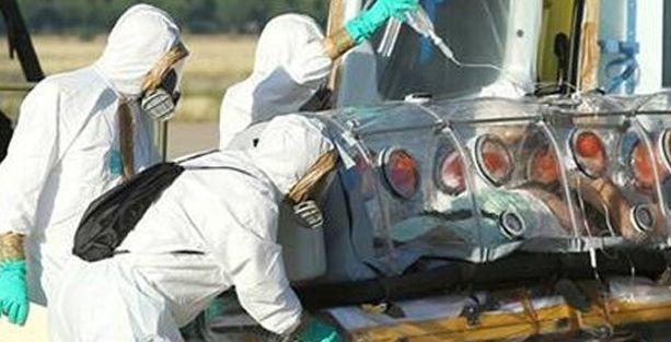 20 bin kişi Ebola'ya yakalanabilir!