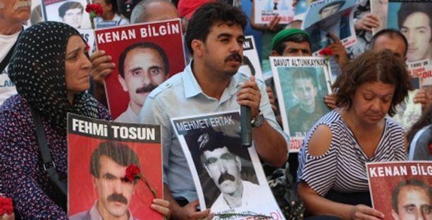 22 yıl önce Şırnak'ta kaybedilen Mehmet Ertak'tan geriye bir mendil kaldı!