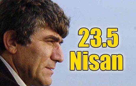 23,5 Nisan