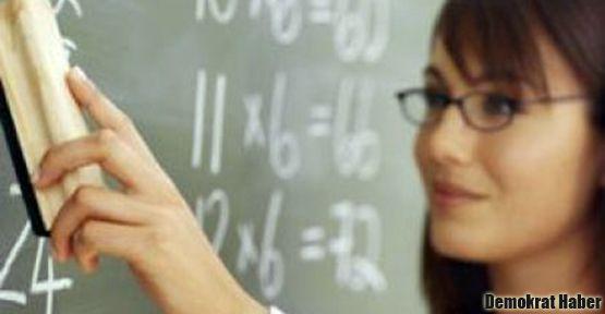236 bin potansiyel öğretmen adayı var