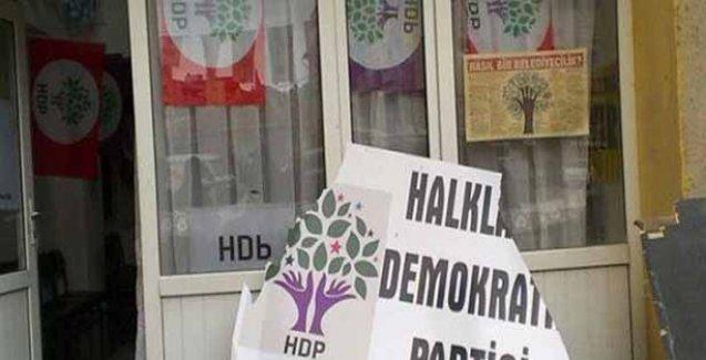 23 Mart-3 Haziran arasında HDP'ye 3'ü bombalı 168 saldırı gerçekleştirildi