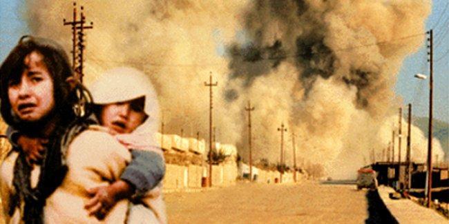 25 yıl önce bugün: 'Halepçe ölüm uykusuna daldı'