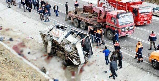 27 kişilik midibüse daha önce de 87 işçi sığdırılmış!