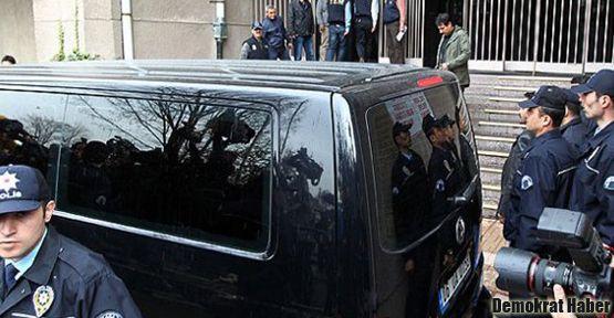 4 emekli asker tutuklandı