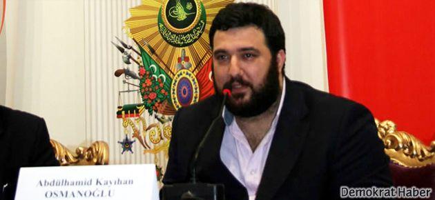 2. Abdülhamid'in torunu siyasete ısınıyor