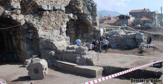 2 bin yıllık Yunanca yazıt bulundu
