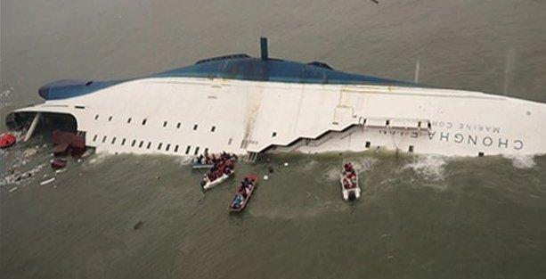 300 kişinin öldüğü gemi kazasında kaptana idam cezası