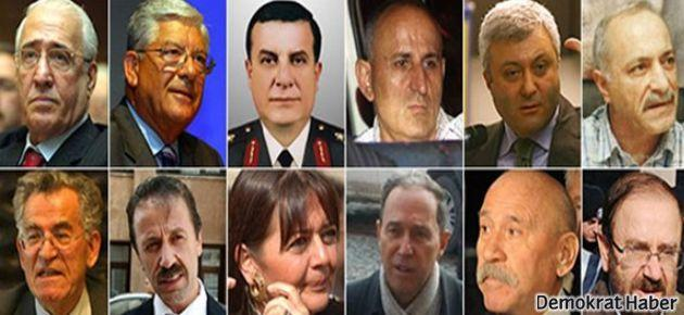 30 Ergenekon sanığı tahliye talebinde bulundu