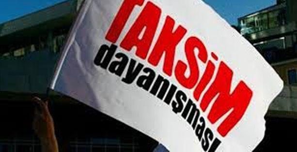 '31 Mayıs'ta Taksim Meydanı'ndayız'