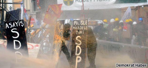 31 SDP üyesine tutuklama talebi