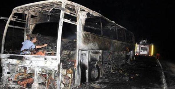 34 kişinin hayatını kaybettiği tanker kazasında sorumlular açıklandı