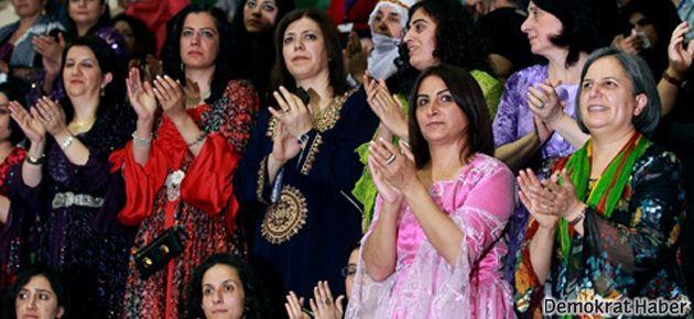 37 kadın başkandan 23'ü BDP'li
