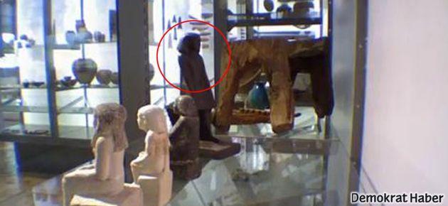 3800 yıllık mumya heykeli canlandı!