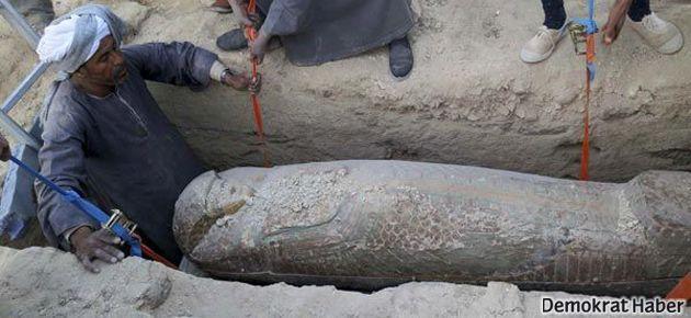 3 bin 600 yıllık mumya bulundu