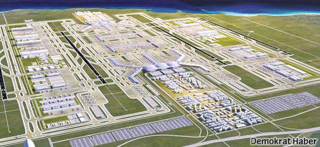 3. Havalimanı için 'Mevlana' ismi iddiası