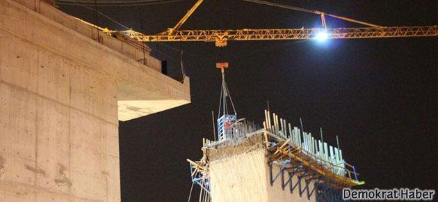 Levent Tüzel: 3. köprü inşaatı denetleniyor mu?