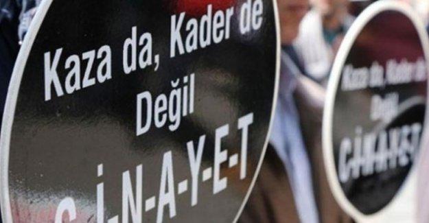 HDP: İş cinayetlerinin birinci sorumlusu AKP'dir