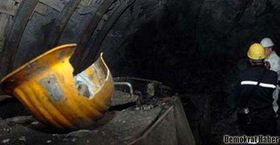3 maden işçisi hala göçük altında