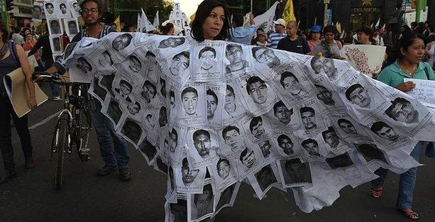 43 öğrenci işkence edilerek öldürülmüş!