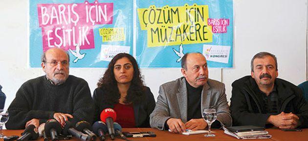 4 milletvekilli HDP'ye katılacak