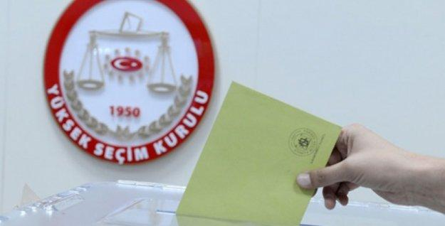 54 milyon seçmen sandık başına gidecek; 74 milyon oy pusulası basıldı
